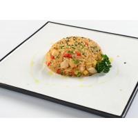 Рис с овощами и курицей или свининой