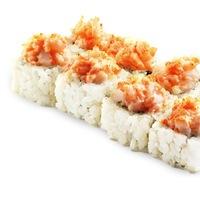 Горячий лосось